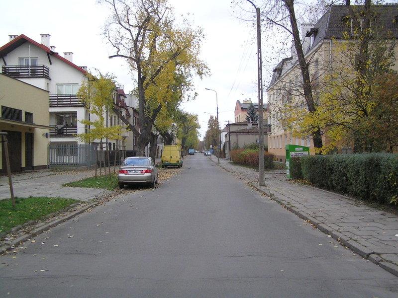 Ulica Żółkiewskiego