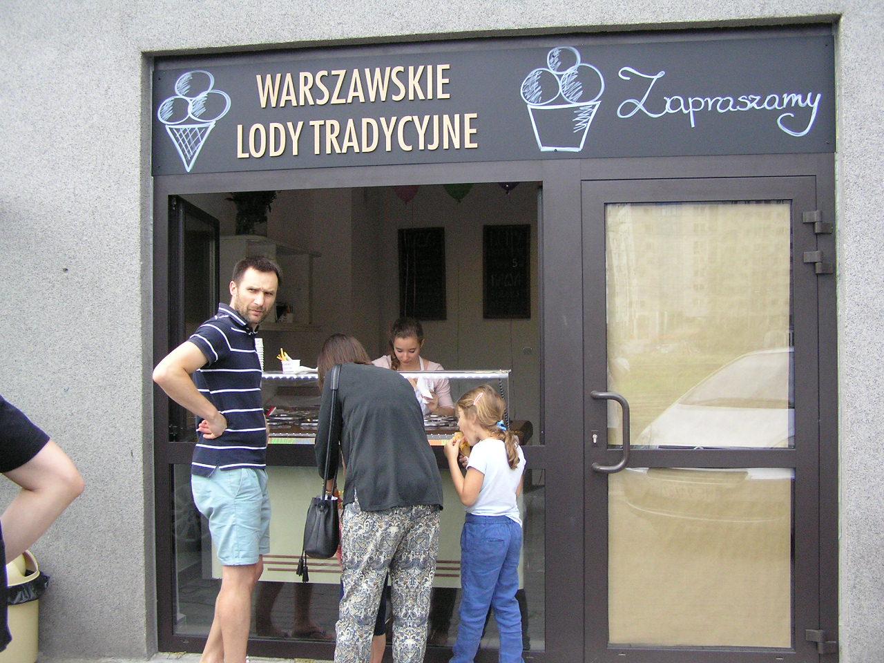 Nowa lodziarnia na Grochowie. Tylko z naturalnych składników