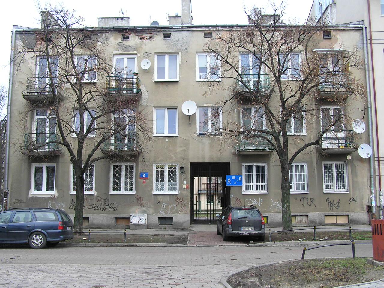 Stanisława Augusta 8