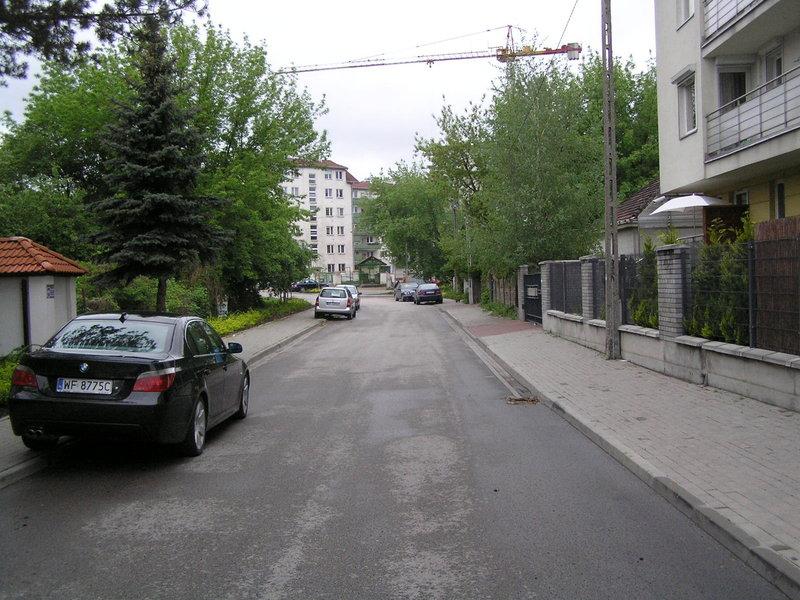 Ulica Rożnowska