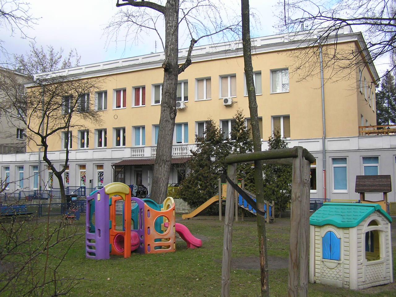 Budynek żłobka nr 12 przy ulicy Grochowskiej 232 na Grochowie
