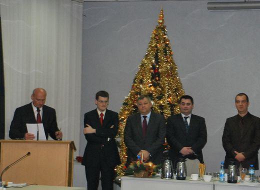 Burmistrz Tomasz Kucharski wybrany na drugą kadencję