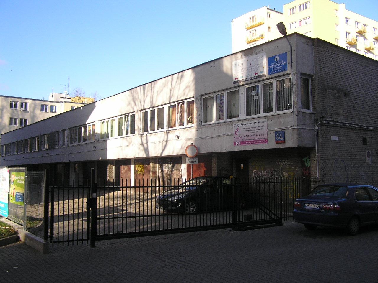 Osowska 84A