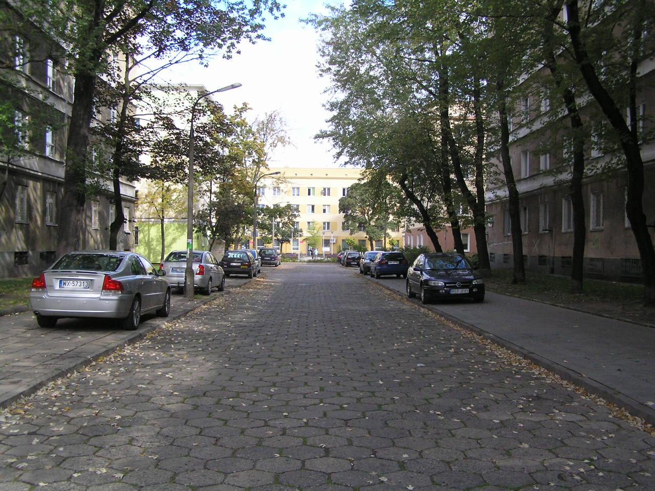 Ulica Kickiego zostanie przebudowana