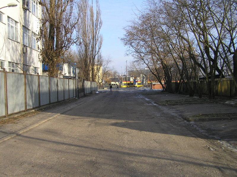 Ulica Mglista