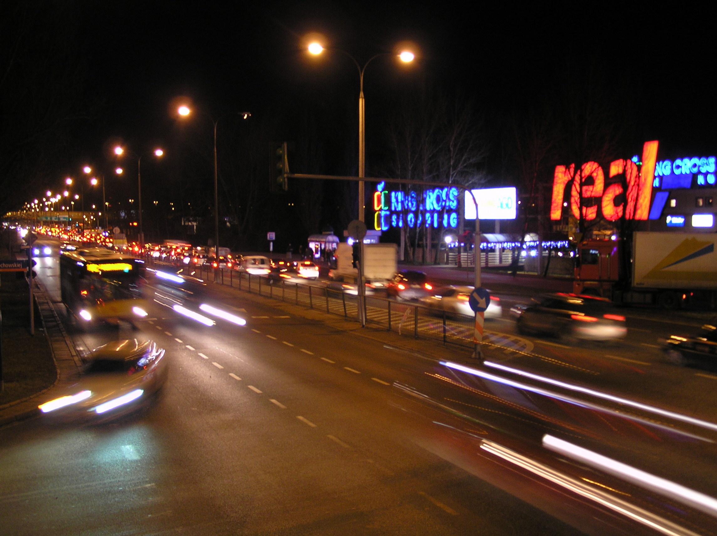 Wielka modernizacja oświetlenia na Grochowskiej
