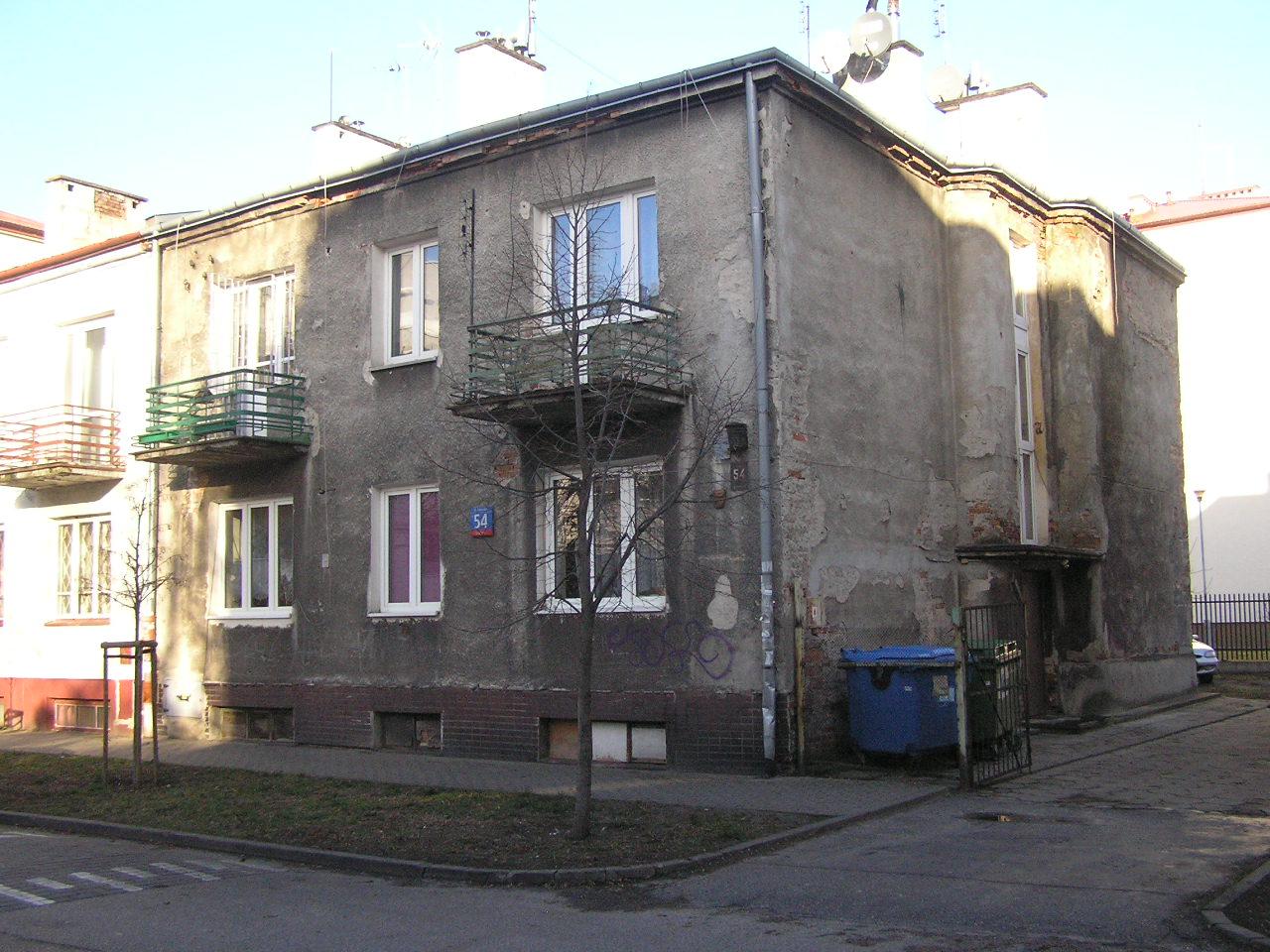 Osowska 54