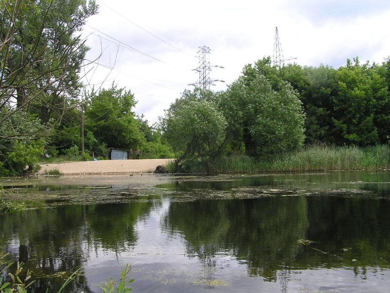 Jeziorko Kozia Górka