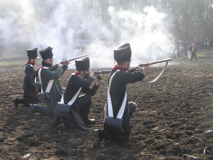 Bitwa Grochowska 1831 - Inscenizacja