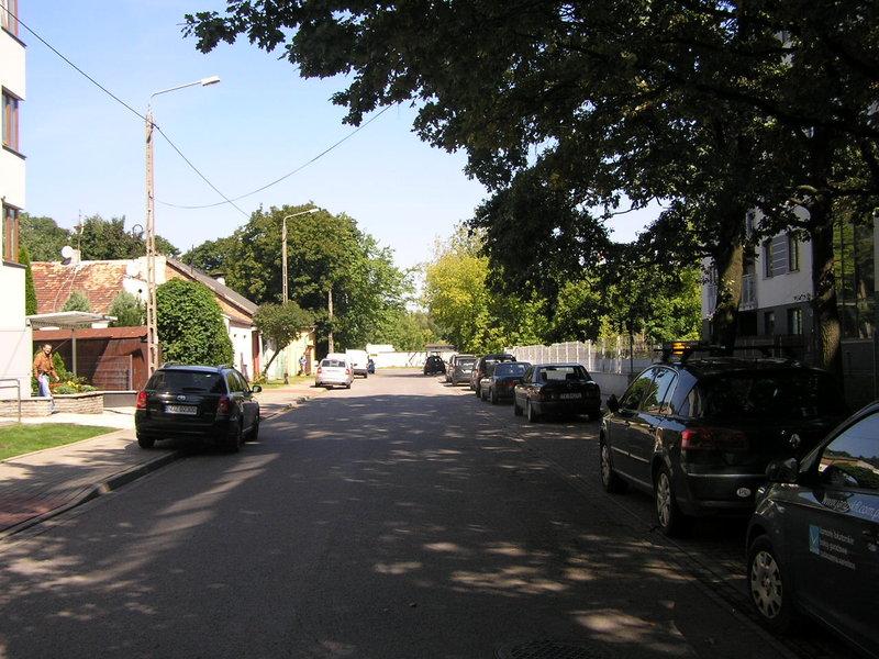 Ulica Tyśmienicka