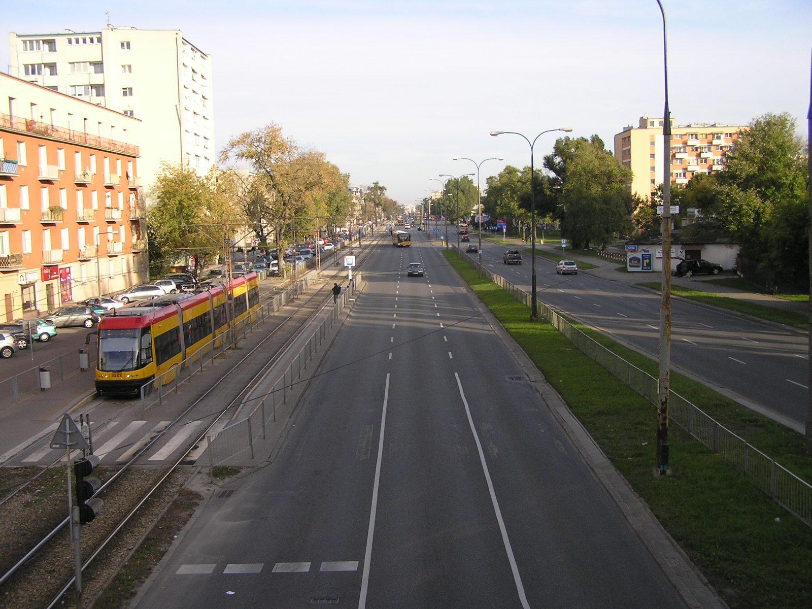 3 mln zł na modernizacje oświetlenia i sygnalizacji na Grochowskiej