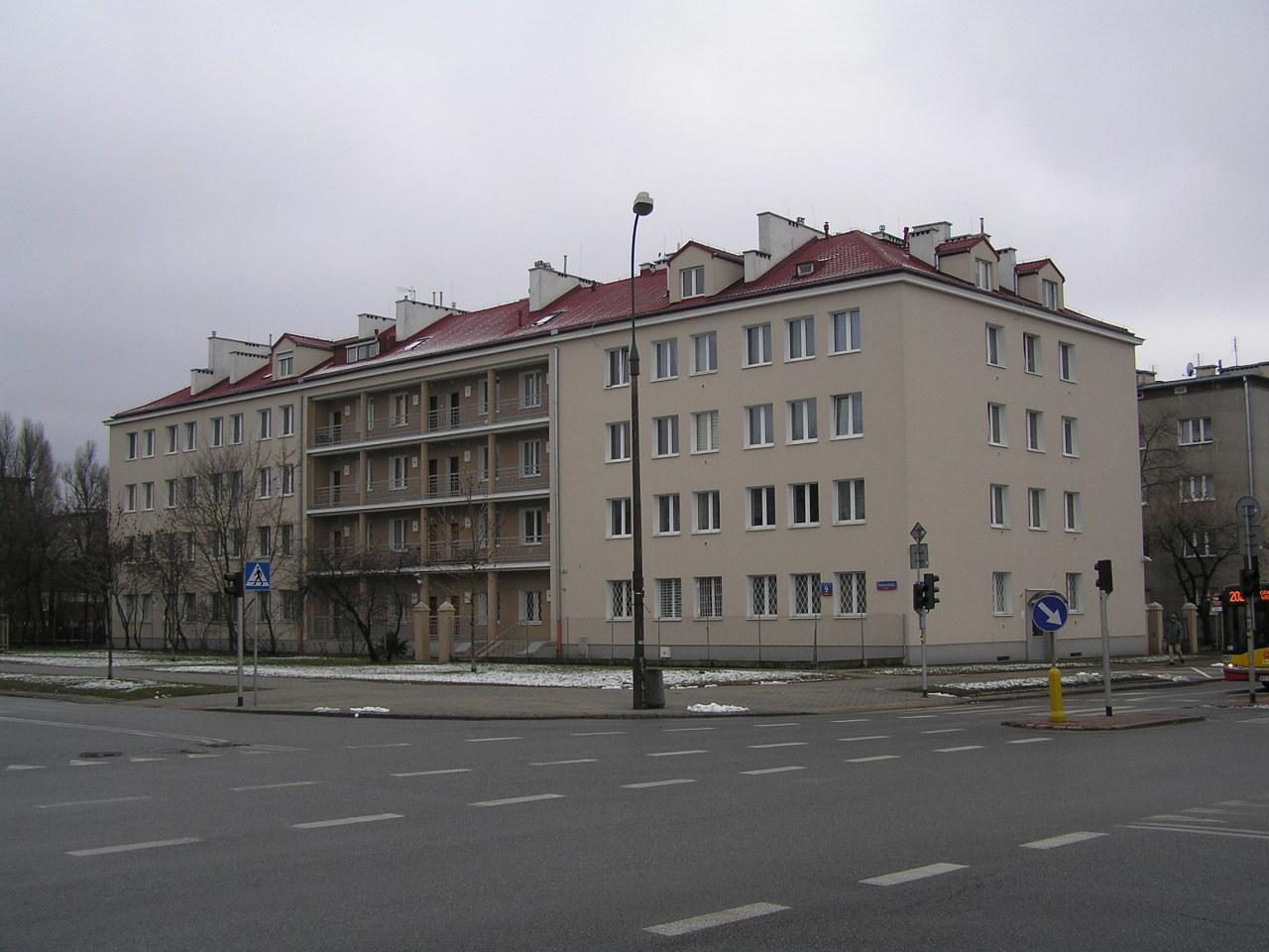 Podskarbińska 9