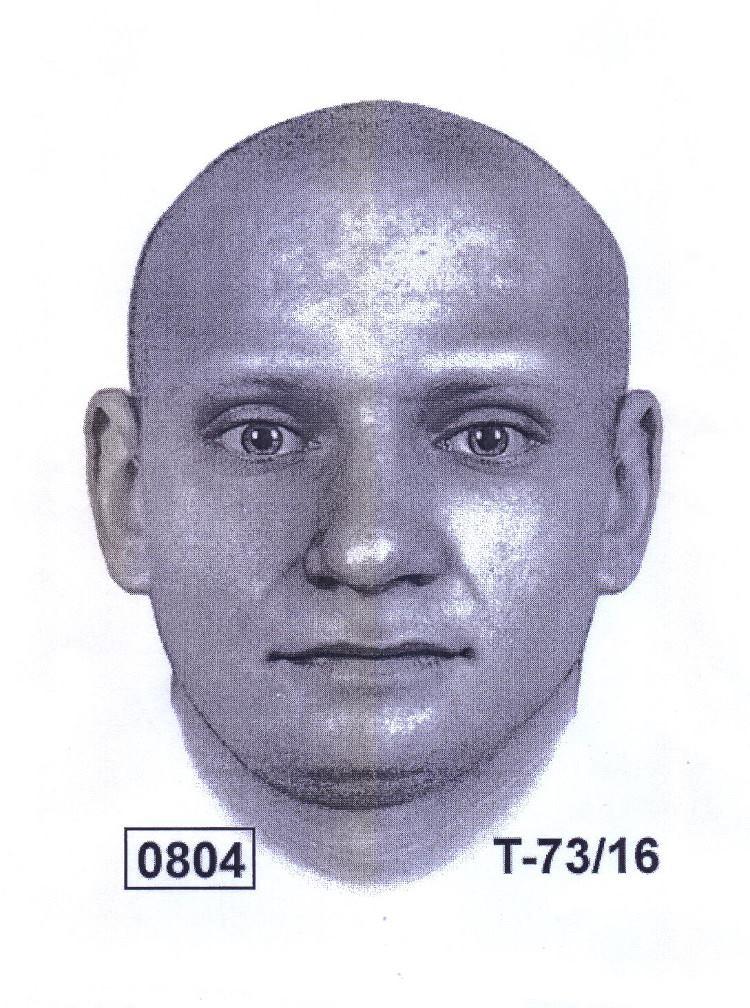 Próba gwałtu w lesie. Policja publikuje portret mężczyzny
