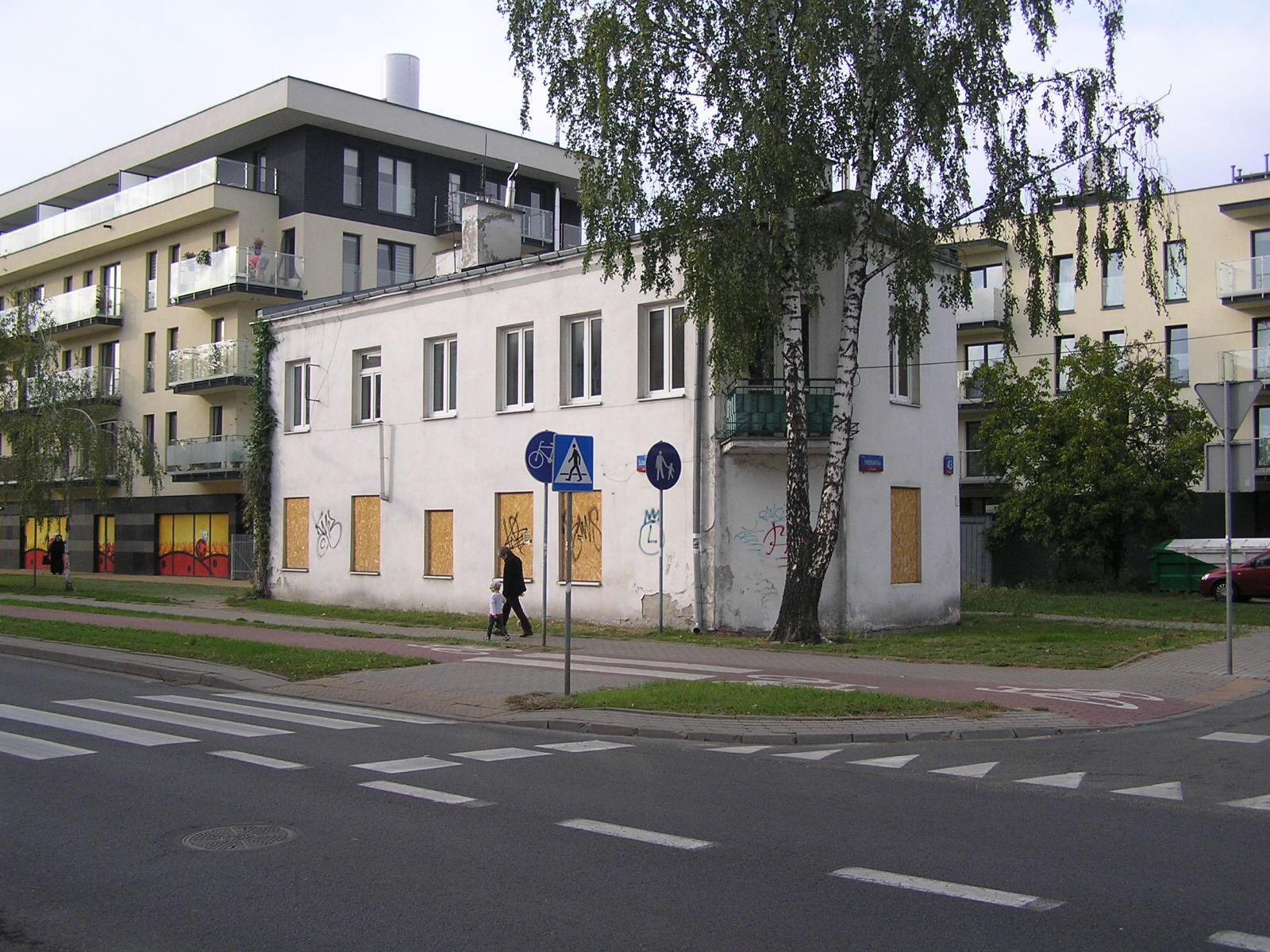Dom przy ulicy Hetmańskiej 43 na Grochowie