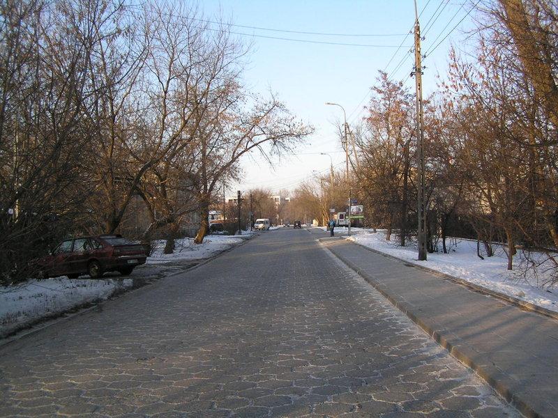 Ulica Podolska
