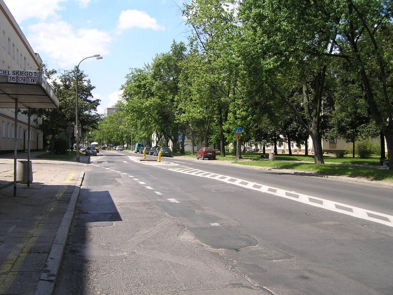 Ulica Dwernickiego