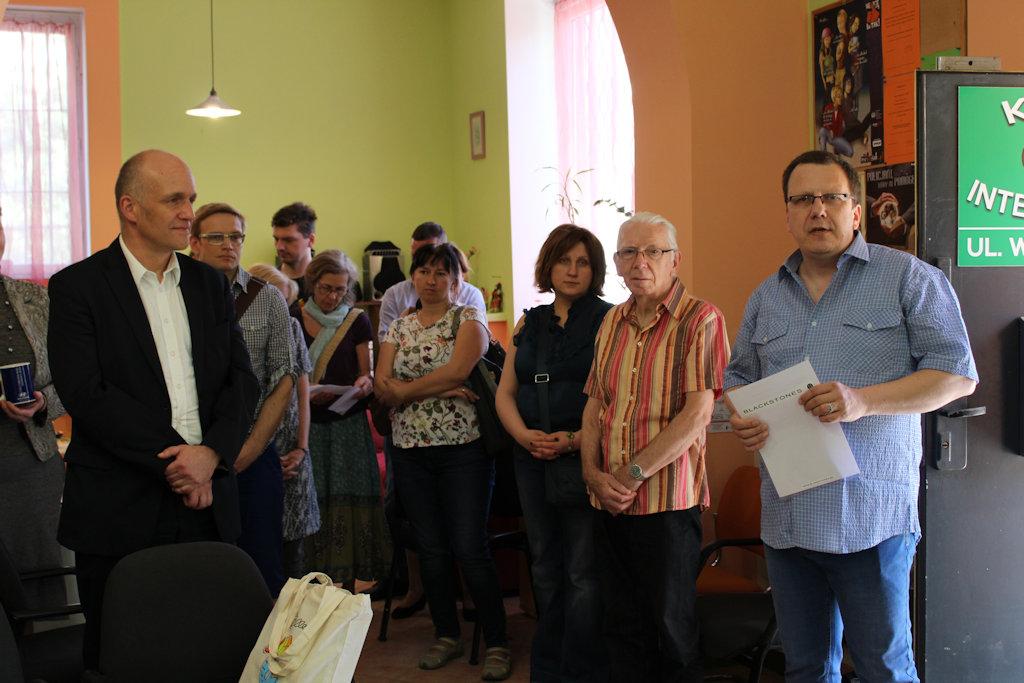 Na Walewskiej 7A otwarto Klub Integracyjny
