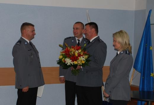 Jarosław Misztal nowym Komendantem Rejonowym Policji Warszawa VII