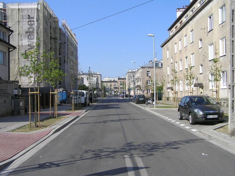 Ulica Osiecka