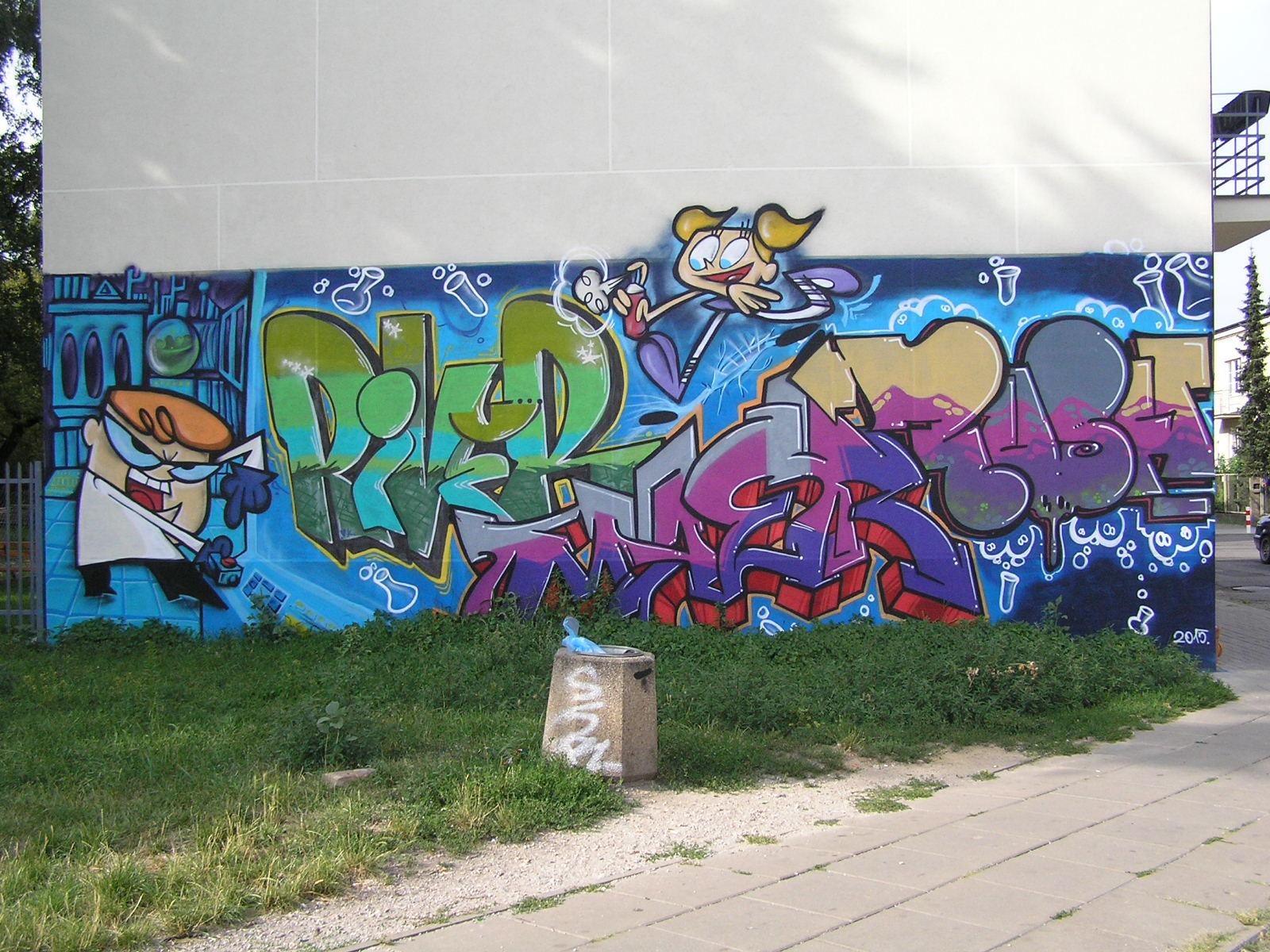 Graffiti - Hetmańska 5