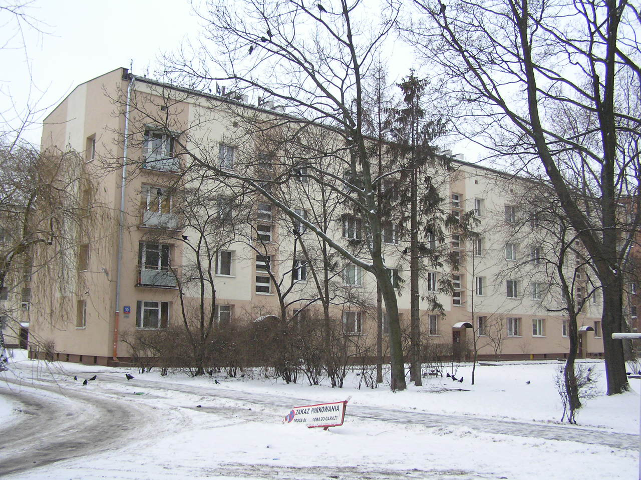 Kirasjerów 10