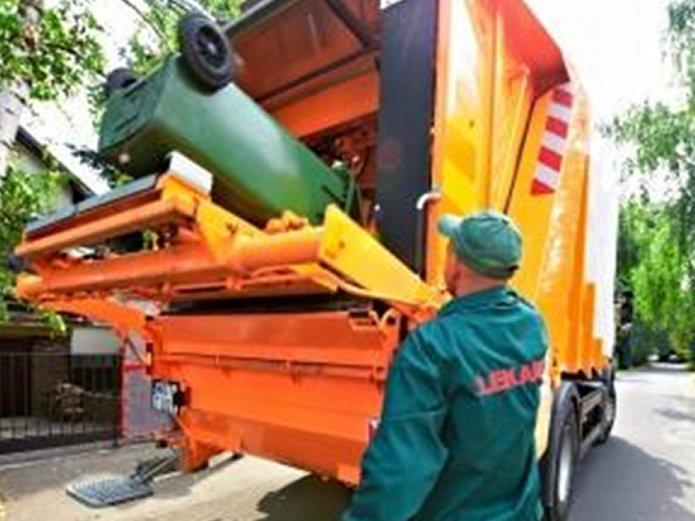 Lekaro odbierze odpady z Grochowa