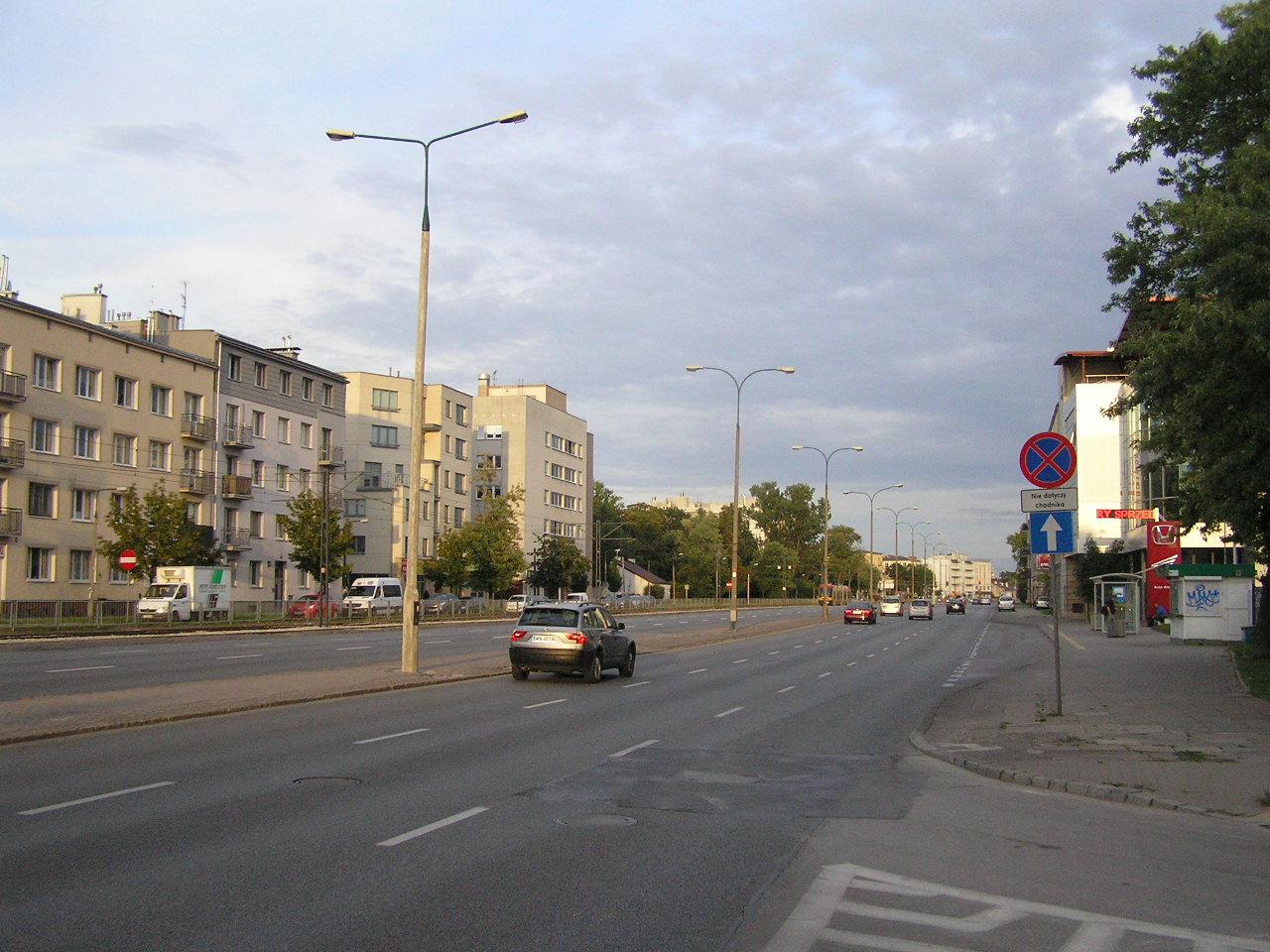 Otwarto oferty w przetargu na przebudowę oświetlenia ulicy Grochowskiej