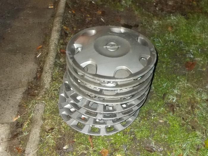 Kradzieży dokonano na ulicy Kaleńskiej. fot. Straż Miejska