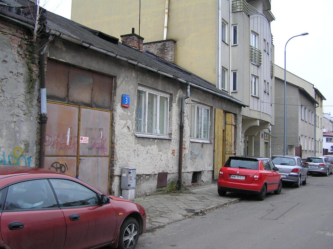 Zaliwskiego 3