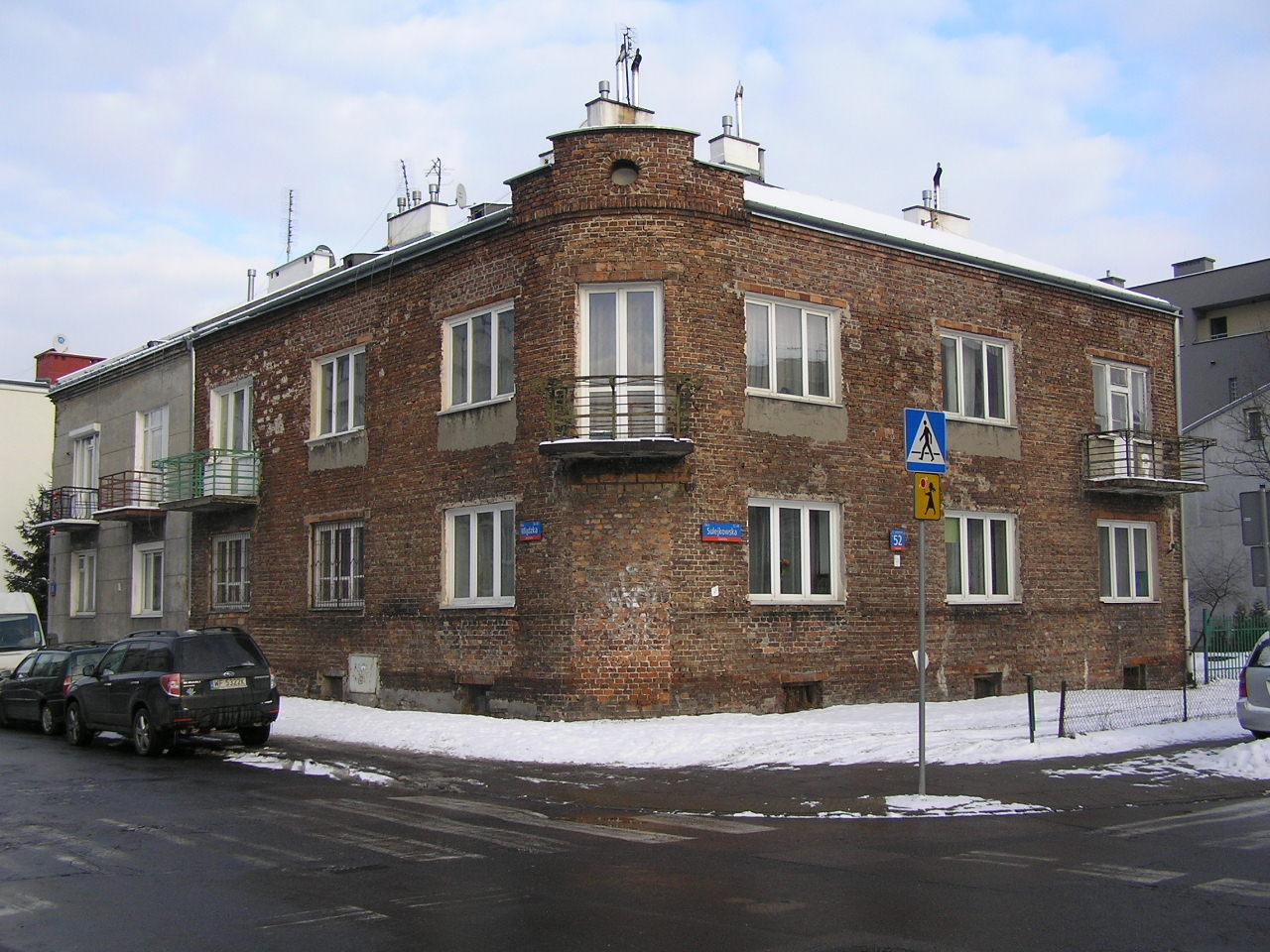 Sulejkowska 52
