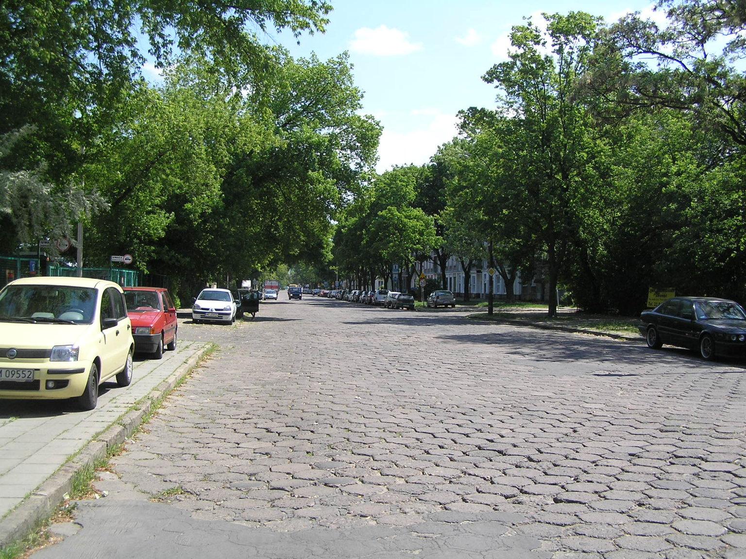 Dzielnica ogłosiła przetarg na remont ulicy Chrzanowskiego