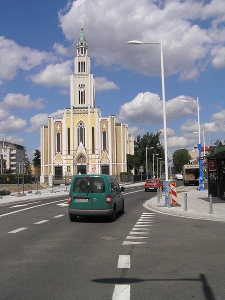 Ulica Chłopickiego otwarta po przebudowie