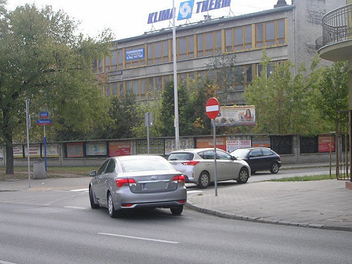 Uwaga: Zmiana organizacji ruchu na Tarnowieckiej