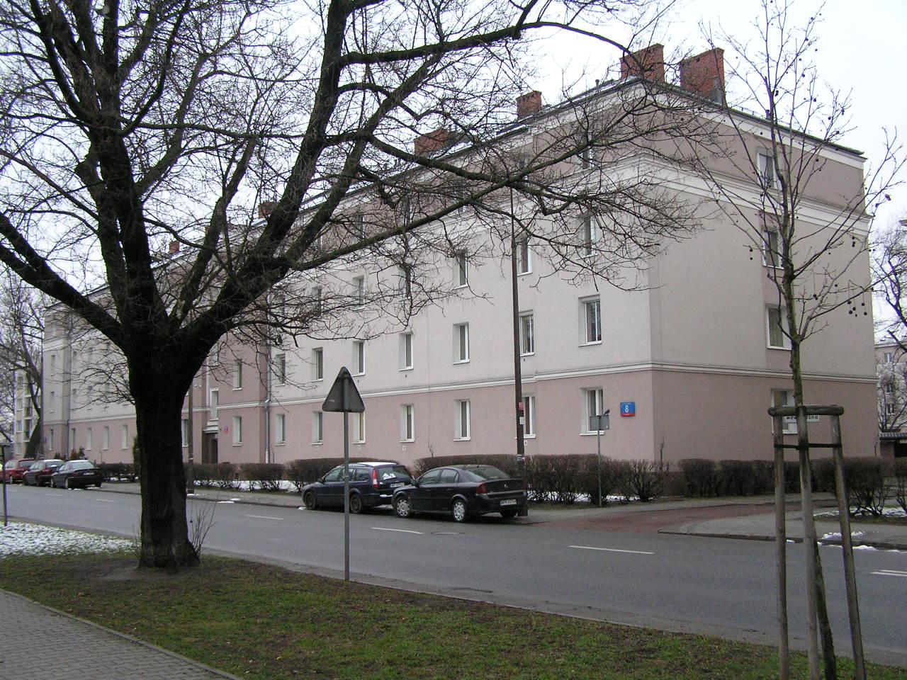 Podskarbińska 8
