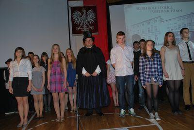 80-lecie Gimnazjum nr 20 im. Bohaterów Olszynki Grochowskiej