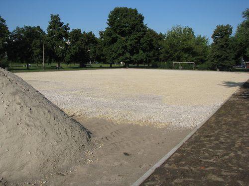 Dzielnica inwestuje w sport na Grochowie