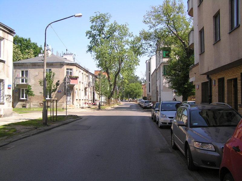 Ulica Osowska