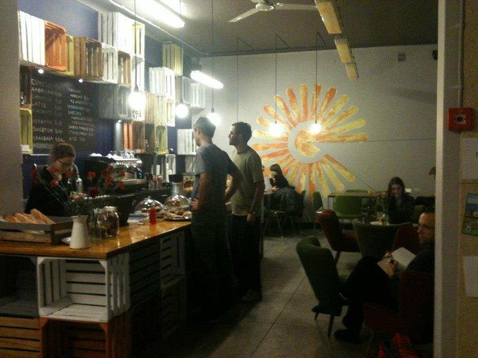 Grochownia - kawiarnia z klimatem