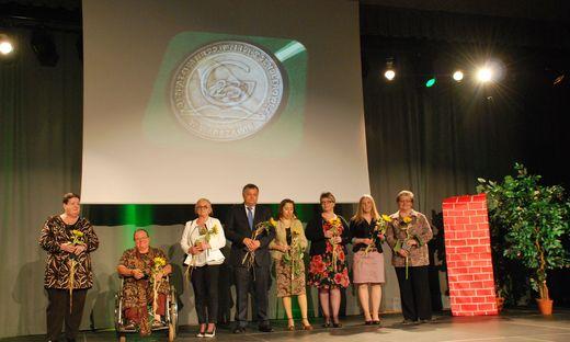 Uroczystość uhonorowania medalem Ireny Sendlerowej