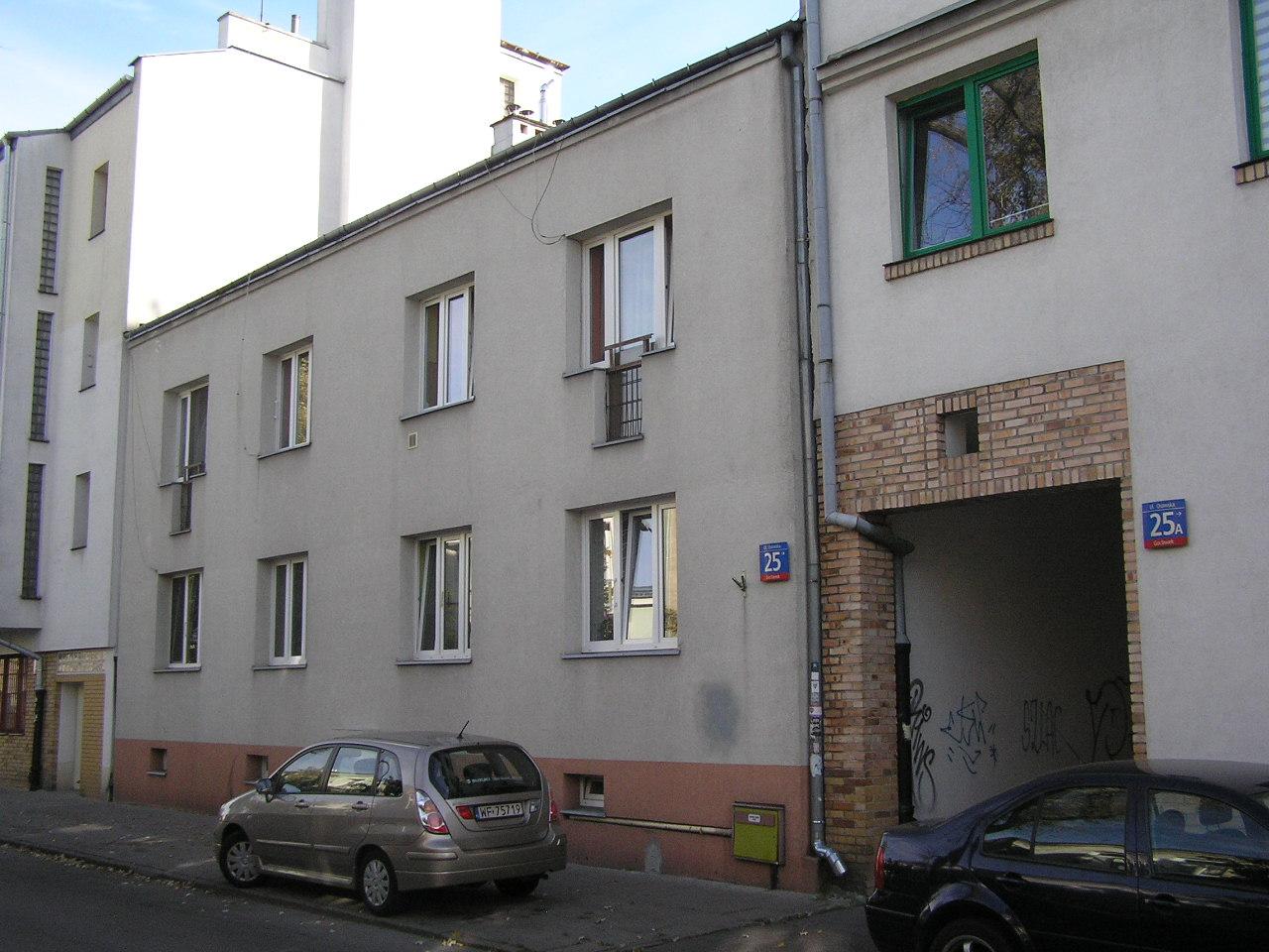 Osowska 25