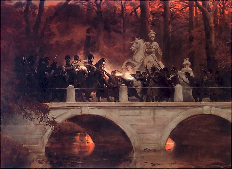 Obchody 184. rocznicy wybuchu Powstania Listopadowego