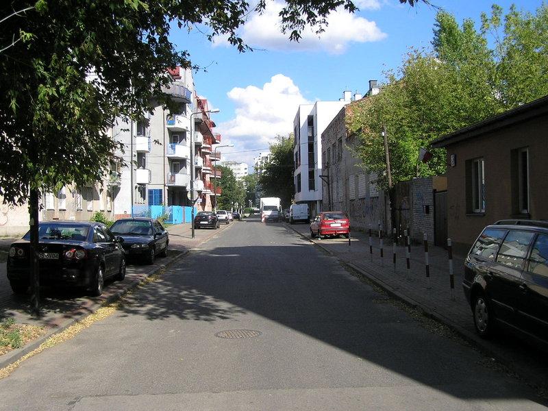 Ulica Prochowa