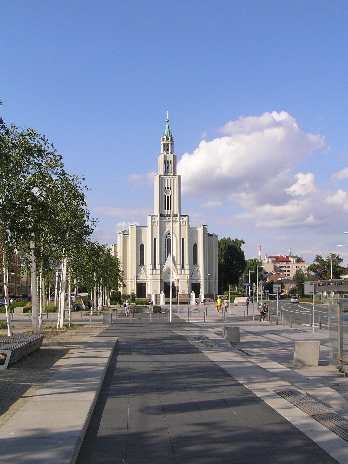 Kościół Najczystszego Serca Maryi na Placu Szembeka