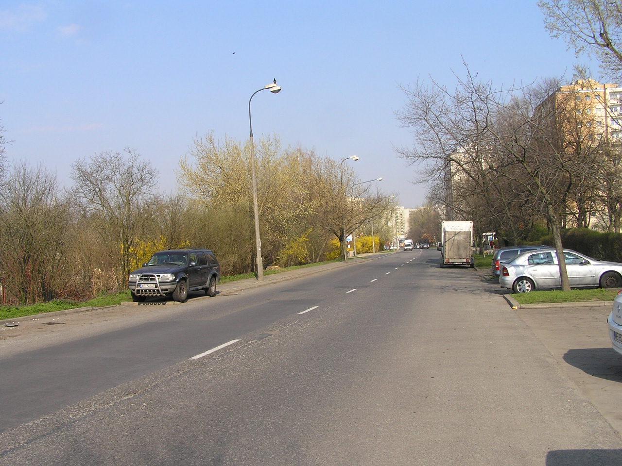 Ulica Kinowa idzie do remontu