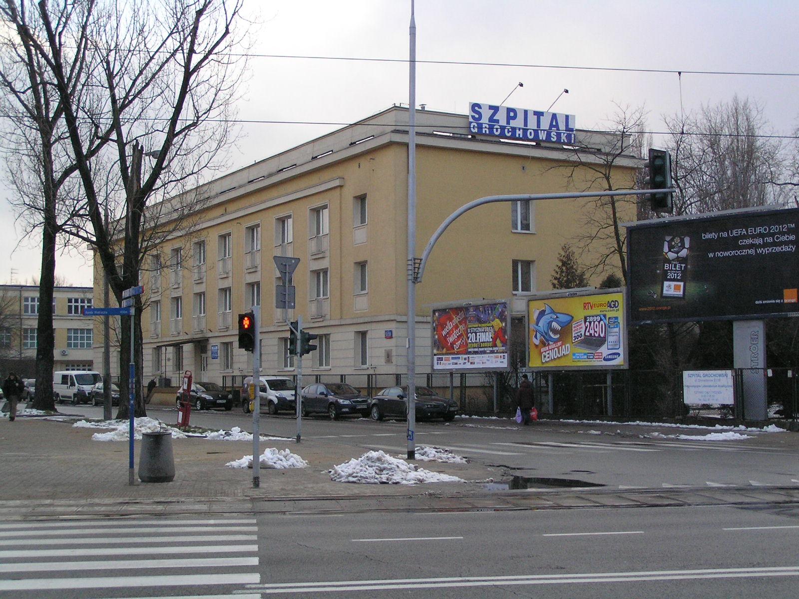 Radni o likwidowanych szkołach i Szpitalu Grochowskim