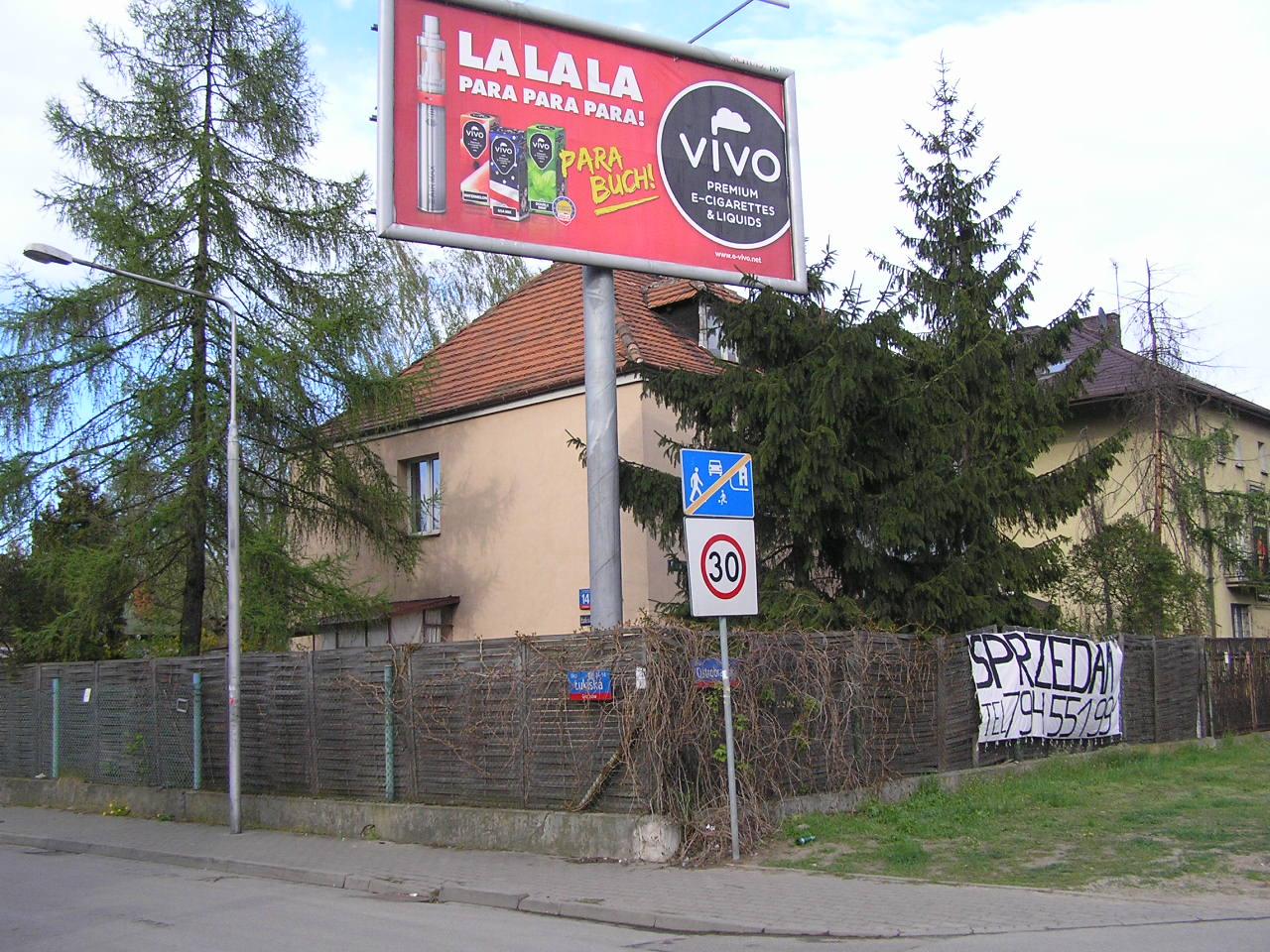 Dom przy ulicy Łukiskiej 14 na Grochowie