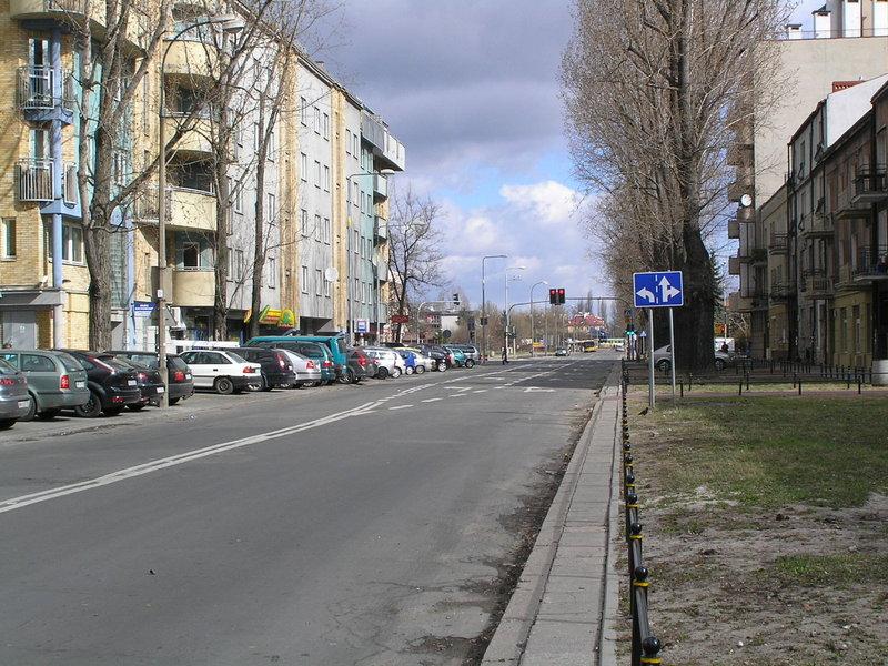 Ulica Chłopickiego
