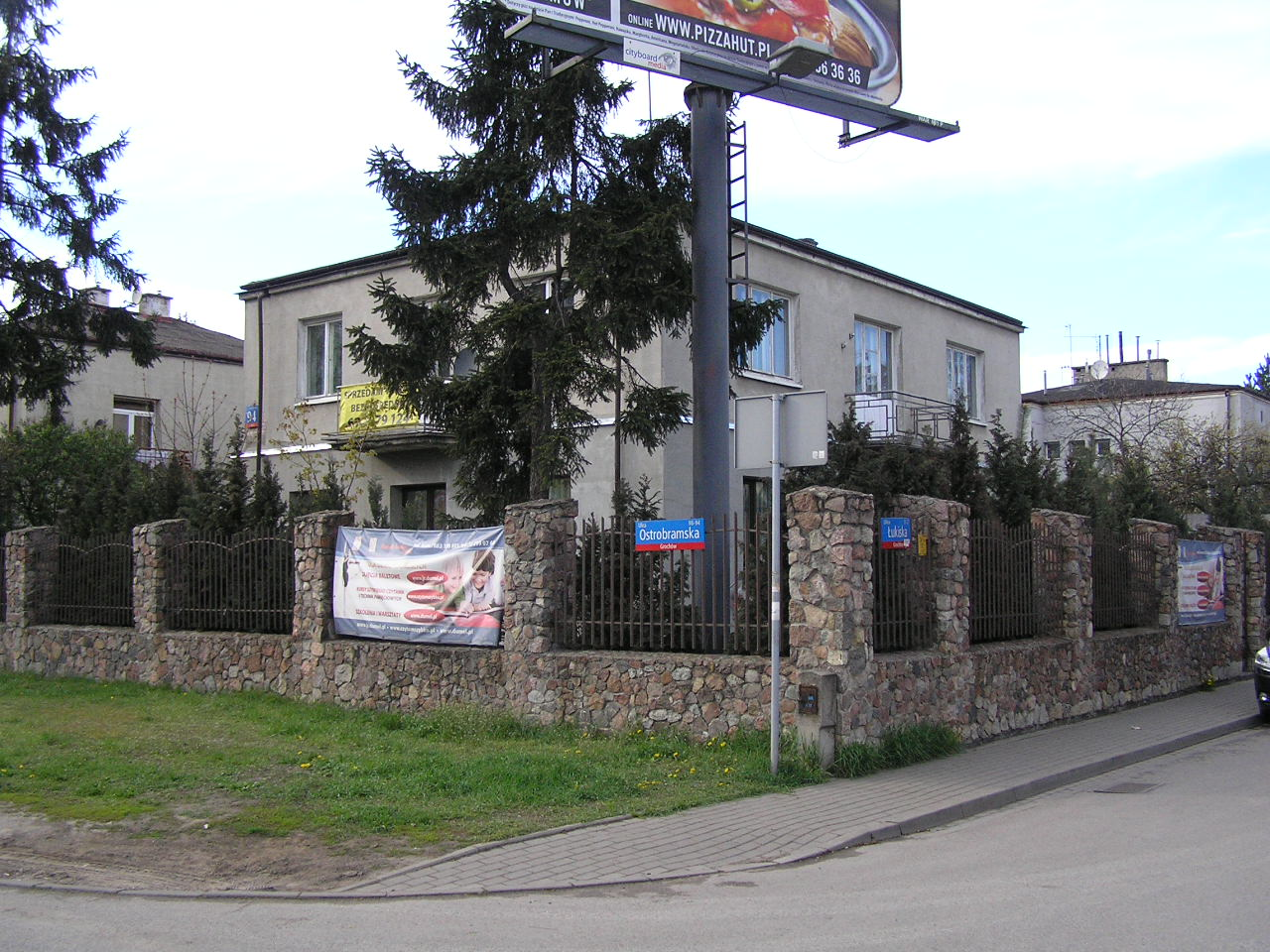 Ostrobramska 94