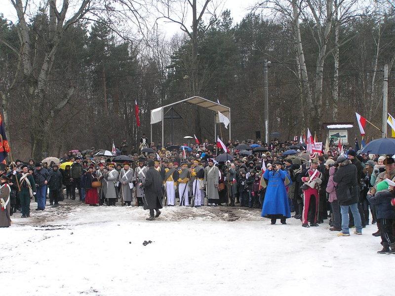Obchody 182. rocznicy Bitwy Grochowskiej bez inscenizacji