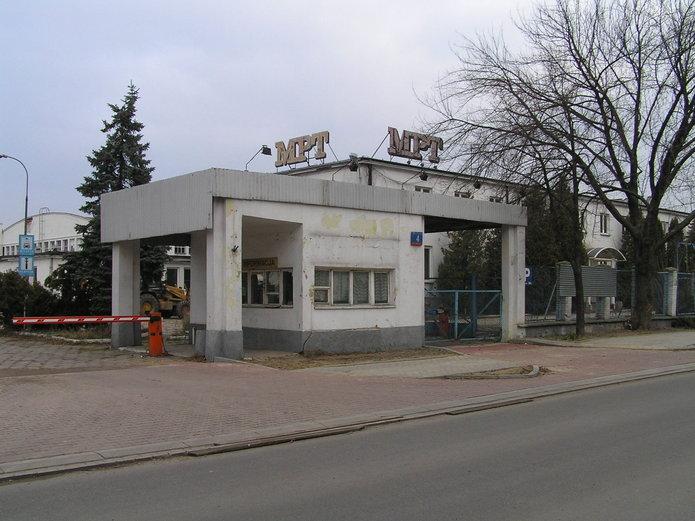 Dawna baza MPT na Chrzanowskiego 4 sprzedana
